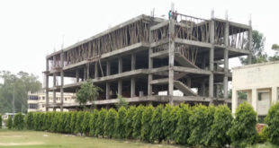 ANJUMAN HOSTEL UNDER CONSTRUCTION