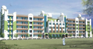 PROPOSED AJNUMAN HOSTEL